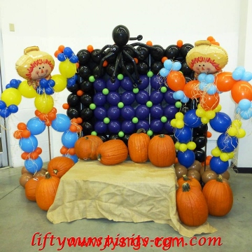 Halloween Display – Photo Frames