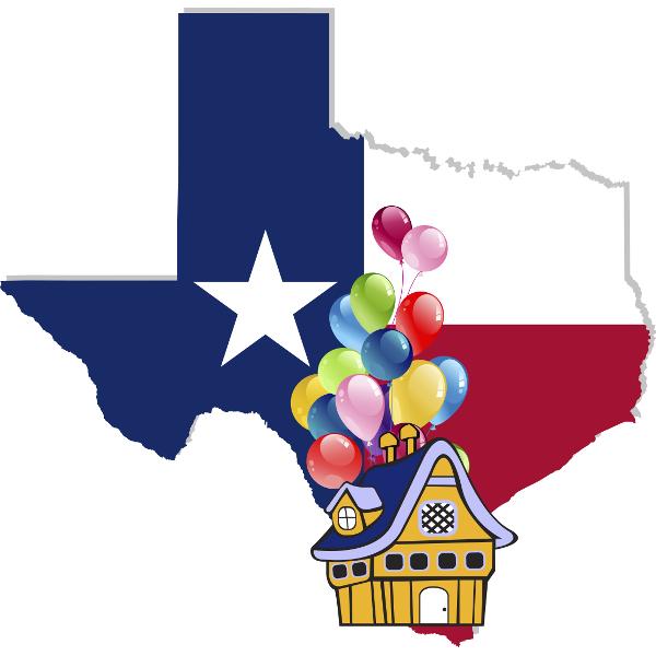 Lift Your Spirits Texas Logo