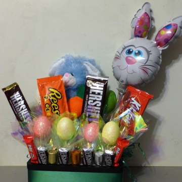 Easter – Candy Bouquets
