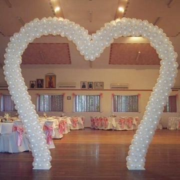 White Heart – Arches