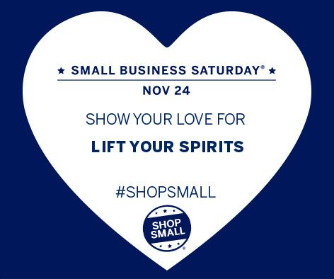 #ShopSmall This Saturday and Show Your Love for Lift Your Spirits