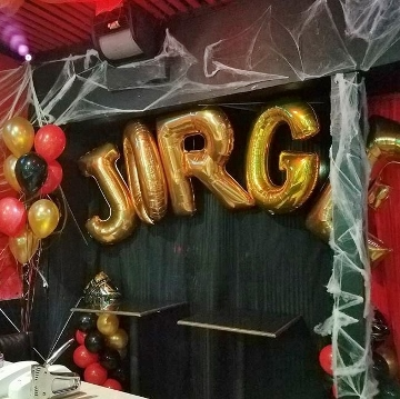 Jorge's Party Decor