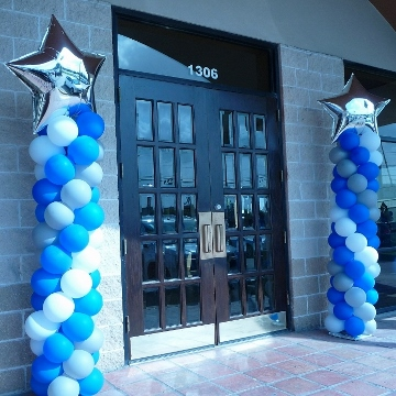 Pena Eye Institute Grand Opening – Columns