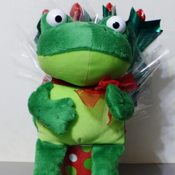 Frog – Candy Bouquets