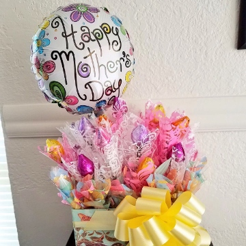 Mother's Day – Candy Bouquet