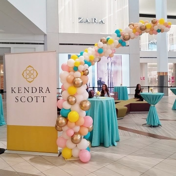 Kendra Scott Organic Demi Arch